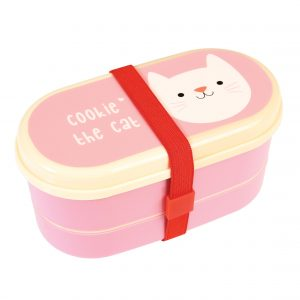 cookie the cat lunchbox